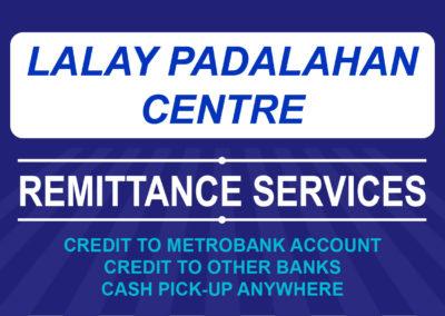 Metro Remittance Canada