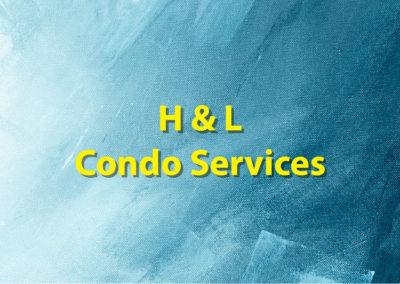 H & L Condo Services